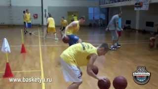 "БАСКЕТБОЛЬНЫЙ ЛАГЕРЬ САШИ ГРУИЧА ""ASG"" Basketball Academy - Kladovo Training 07"