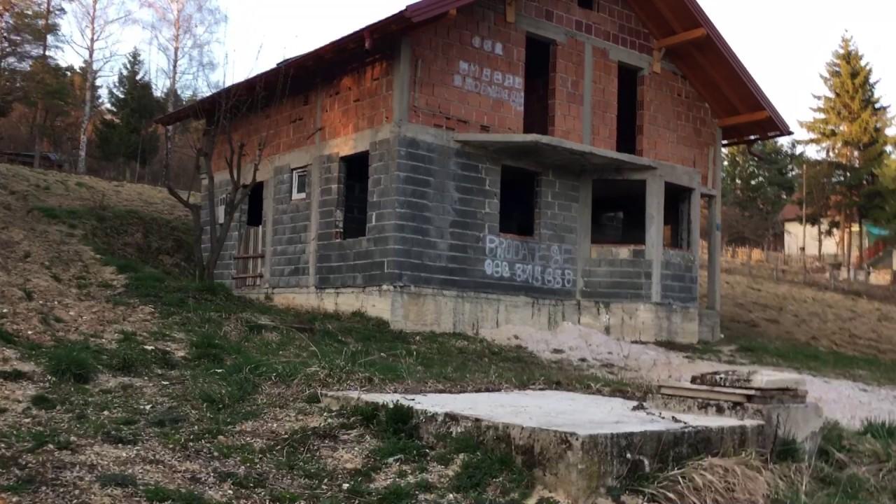 عقارات البوسنه/ بيت بناء جديد - YouTube