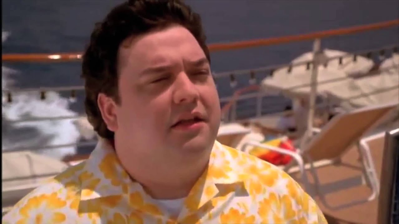 Horatio Sanz's Career Highlight (Boat Trip) — Running Late ...