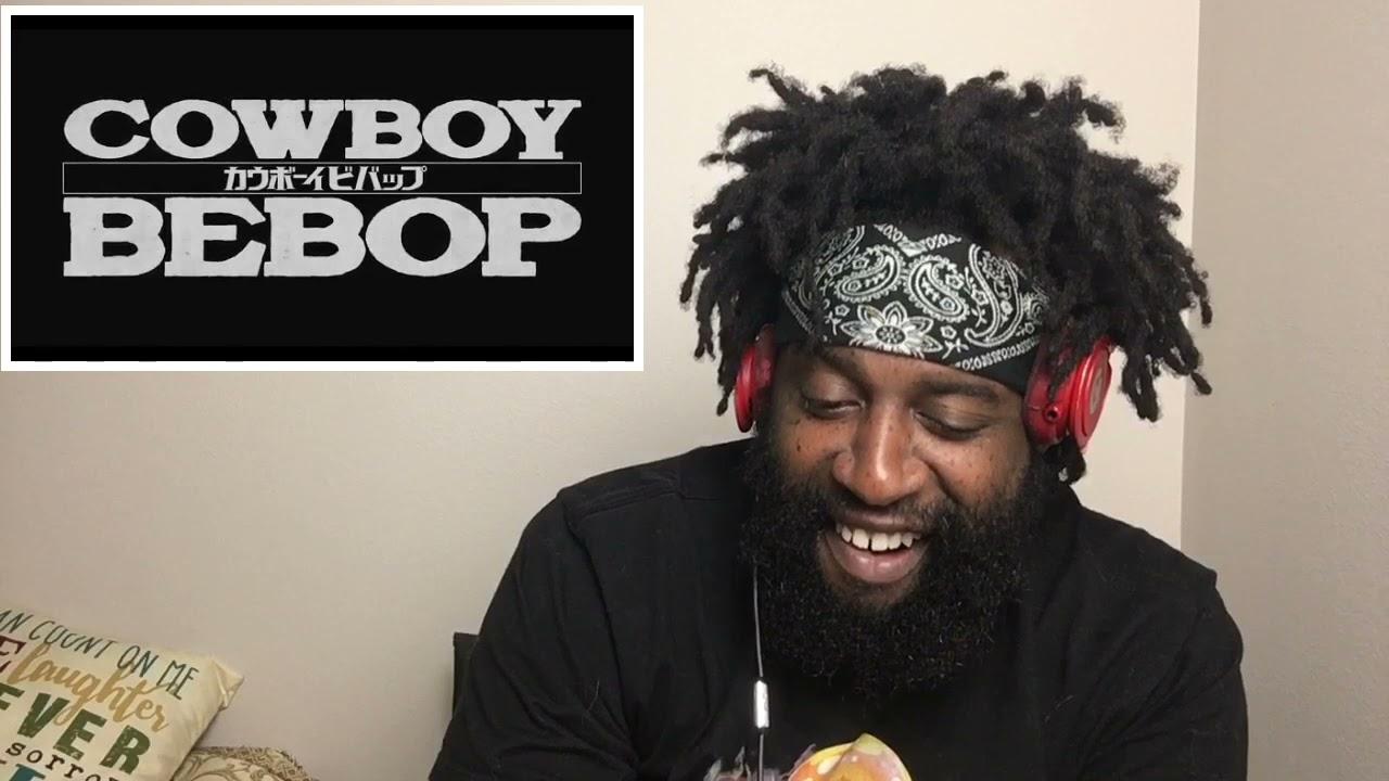 COWBOY BEBOP - Opening Credits Netflix Reaction