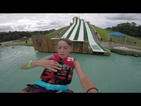 Pool Family Visit to BSR Cable Park