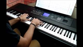 Laugh Till You Cry - Faydee Ft Lazy J Piano Cover (Nick Kaltouroumidis)