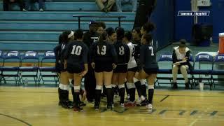 LHS Girls Volleyball Playoffs vs Haverhill