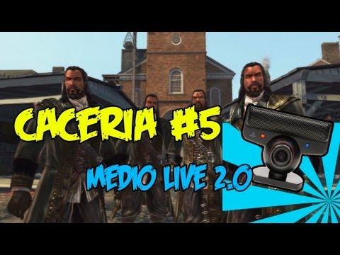 Assassin's Creed 3 - Multijugador Caceria #5 Retornando Otra vez