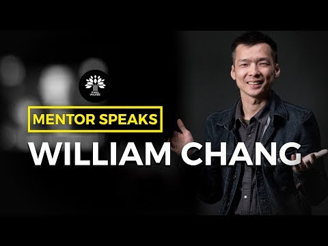 Mentor Speaks - WILLIAM CHANG on Documentary Wedding Photography