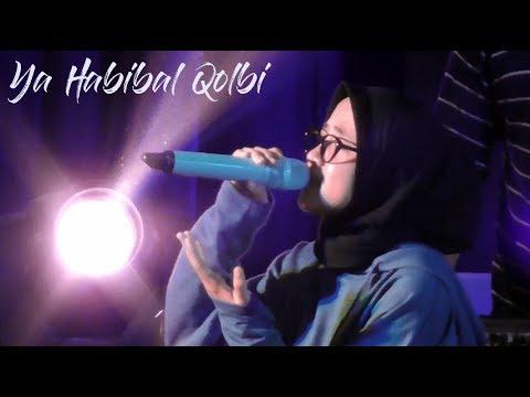 Ya Habibal Qolbi By Nissa Sabyan (Suaranya Bikin Melting) - Konser Sabyan Gambus Di Kebumen