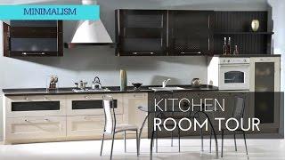 RoomTour | Кухня МИНИМАЛИСТА | организация и хранение | #10