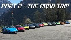 (EuroTrip) The Movie: Part 2 - The Roadtrip