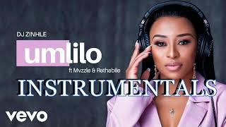 DJ Zinhle - Umlilo ft. Mvzzle & Rethabil(Instrumental)