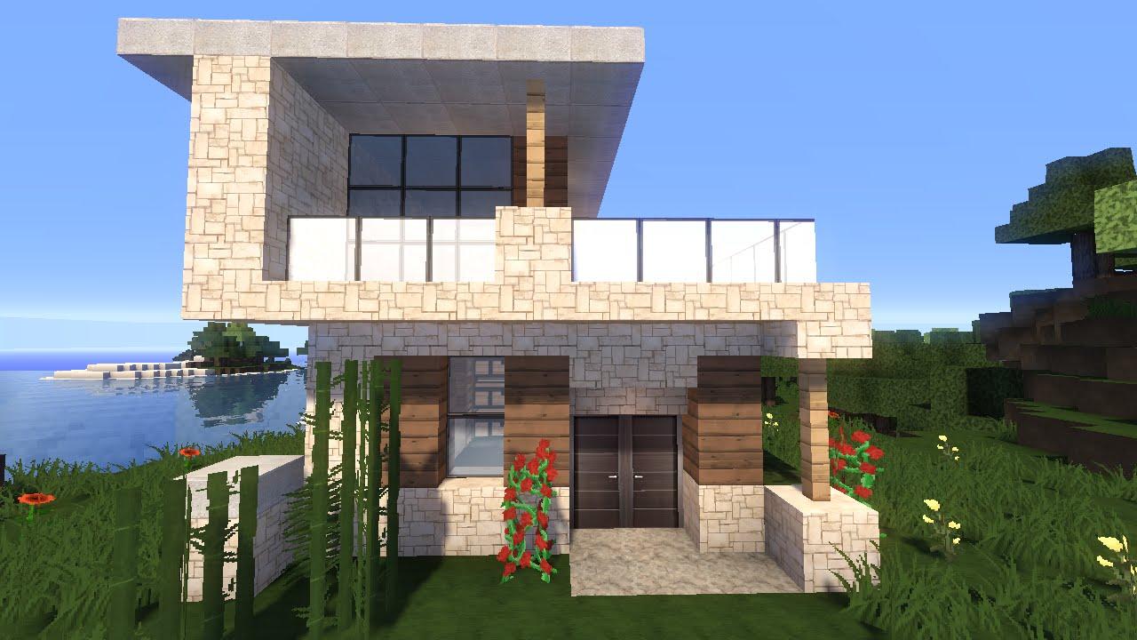 Дома В Майнкрафте Фото Красивые