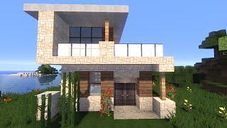 Красивый дом в майнкрафт. Строим Вместе! - Строительство - Minecraft(Хотели?) Получите) Строительство как оно есть, без таймлапсов. Строим пошагово - строим много. Поддержите..., 2015-02-06T19:07:44.000Z)