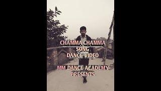Chamma Chamma Dance Video | Malay Maity choreography//Elli Avrram Arshad Neha Kakkar