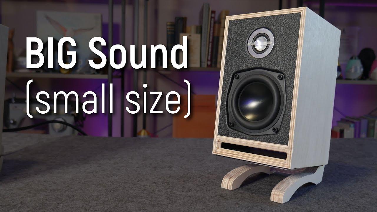DIY Studio Monitors - LBM MKII Kit Review
