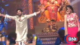 Serial Kaala Teeka Ganpati Celebration Performence