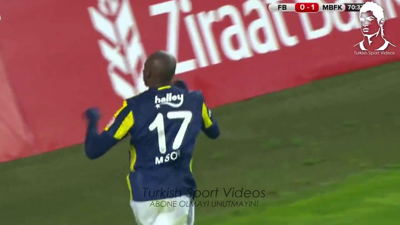 Fenerbahçe 11 12 Başakşehir Maç Özeti 17052017 HD - YouTube