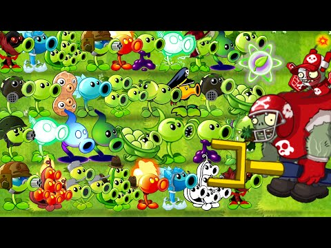 Every Premium Plant Vs All Star Zombie In Plants Vs Zombies 2 Of Plants