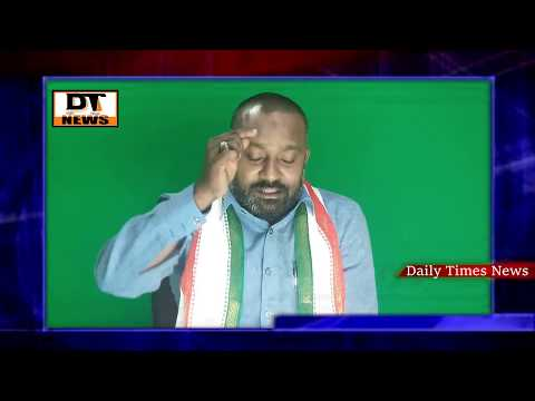 Mohd Abdul Sattar | Congress Leader | Whishes Bilal Ahmed On Joining Congress Party - DT News