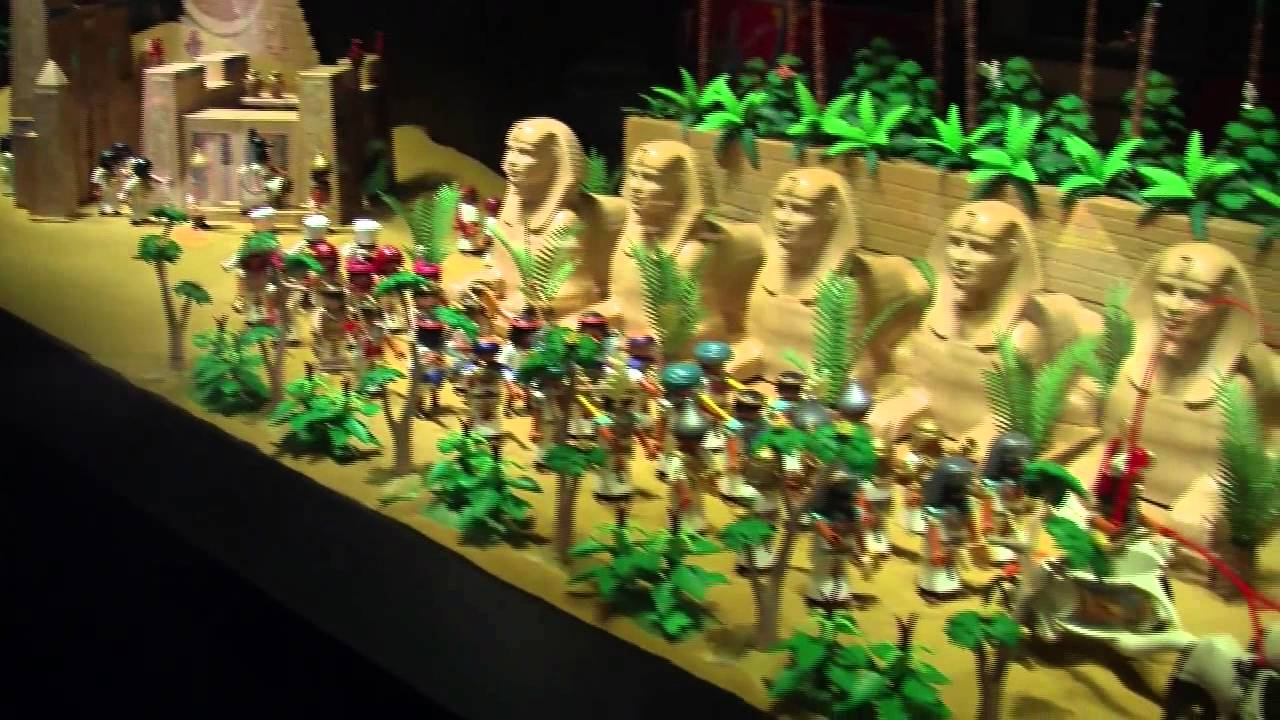 playmobil ausstellung speyer youtube. Black Bedroom Furniture Sets. Home Design Ideas