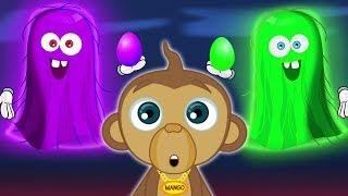 Mango's Spooky Egg Hunt | जादुई पहेलियाँ सुलझाओ | Fun Puzzles For Kids | Annie Aur Ben Ki Paathshala