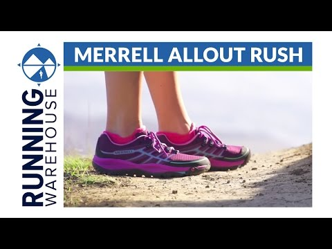 Merrell AllOut Rush Shoe Review