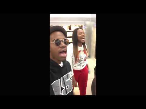 Drake Hotline Bling in Walmart - DeWayne Crocker JR and friends