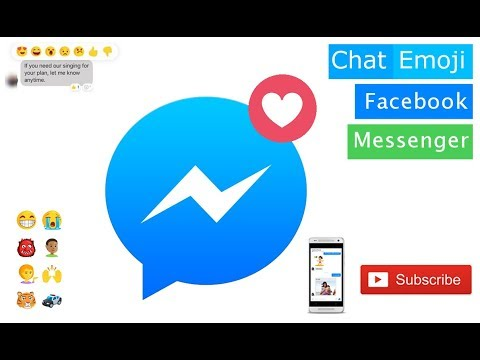 Facebook Tips | How to react to conversation with any emoji on messenger