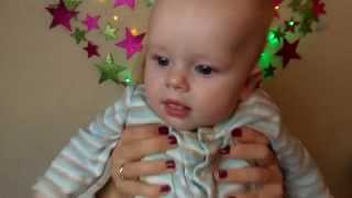 видео: Развитие ребёнка в 6 месяцев. Зубы, умелки, режим и прочее