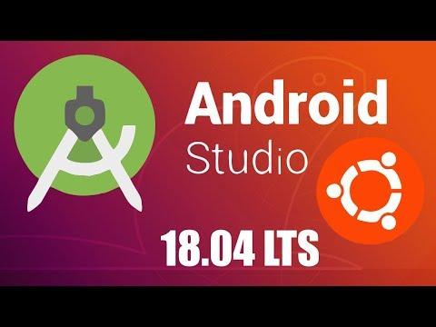 Instalar Android Studio En Ubuntu 18.04 LTS 2019