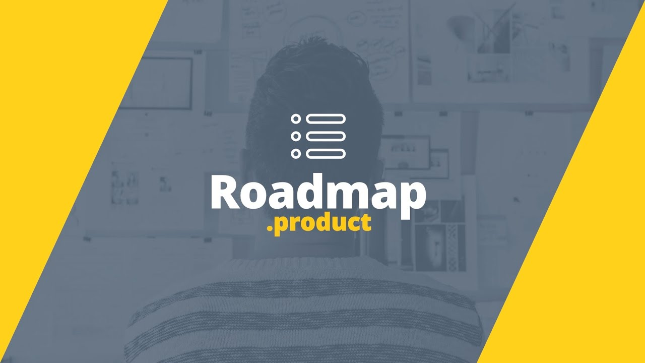 ppt product roadmap template luz slides prontos youtube