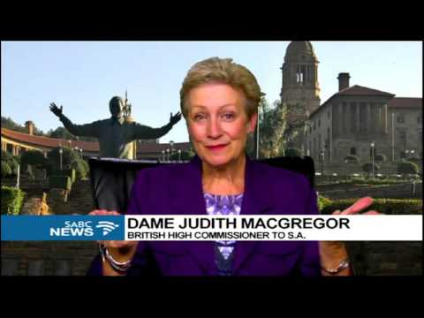Judith Macgregor on scholarships by the British government