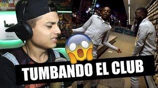 """ESTO SE SALIO DE CONTROL !! """"Tumbando el Club"""" -  Themaxready"""