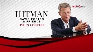 Marcell with David Foster - Firasat