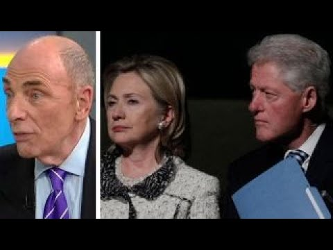 Ed Klein details the rift between Bill and Hillary Clinton