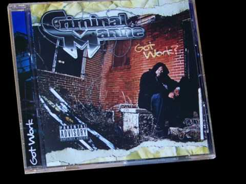 Criminal Manne - How You Know ?