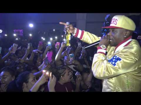 Boosie Badazz In Oakland at Club Vinyl