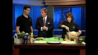 Z's Cafe Pasta Salad On Dallas Fort Worth Nbc 5 Talk Street