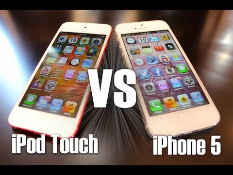 ipod touch 5th gen iphone 5 comparison design speed camera comparison brief review. Black Bedroom Furniture Sets. Home Design Ideas
