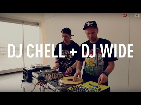 Russia's DJ Chell and DJ Wide Perform Trap-Influenced Routine