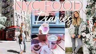 BEST FOOD SPOTS IN NYC   NYC Food Diaries (somewhat healthy)