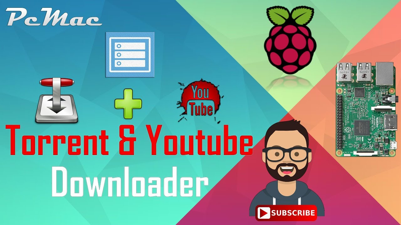 openmediavault as dedicated download server with raspberry pi 3