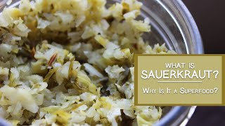 What is Sauerkraut and Why Is It a Superfood?