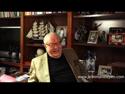 Journal de bord de Jean-Marie Le Pen n°464