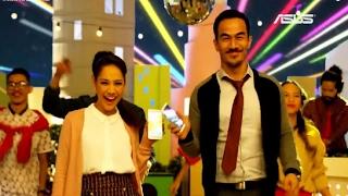 Iklan ASUS Zenfone 3 Max Indonesia - Joe Taslim & Bunga Citra Lestari 60s (2017)