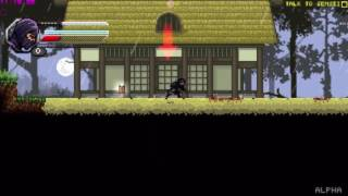 Pixel Shinobi Nine demons of Mamoru Gameplay.