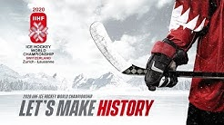 Trailer 2020 IIHF Ice Hockey World Championship