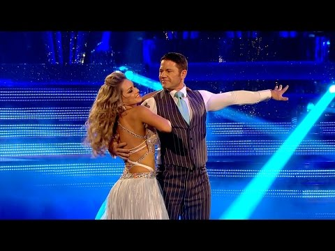 Steve Backshall & Ola American Smooth to 'Rolling in the Deep' - Strictly Come Dancing: 2014 - BBC