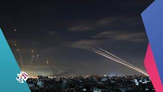 سرايا القدس توجه رشقة صاروخية في اتجاه إسرائيل ردا على اغتيال حسام  أبو هربيد │ تغطية خاصة