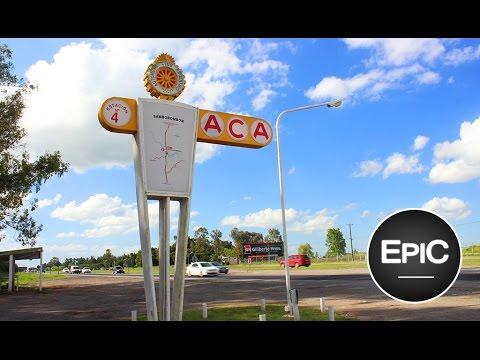 Autopista Buenos Aires-Mar del Plata (Ruta 2) - Argentina (HD)