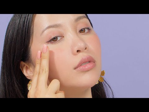 Color Drops Meets ASMR ✨ Amplify Your Radiance   EM Cosmetics by Michelle Phan