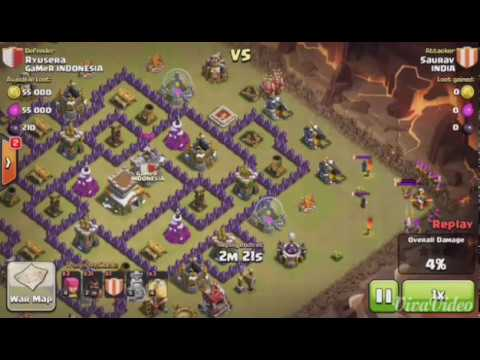 Level 2 hogs doing wonders on maxed th8 for 3 star: want anti drag andti hog anti everthng  th8 war base :http://youtu.be/hev3YD5BVR4   This how u hog like a pro. Using only level 2 hogs and level 3 drag in cc amd 3 starring a maxed th8 i.e th7 vs th8 Many more attcks to come in the series of th7 vs th8 for 3 stars